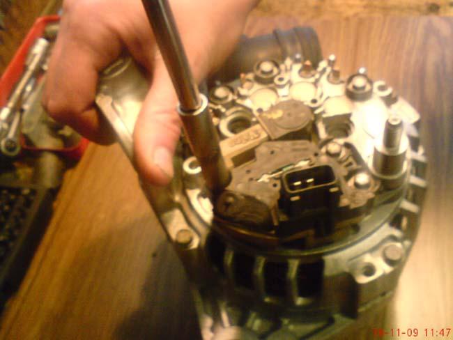 Ремонт генератора valeo схема схемы на микросхемах.